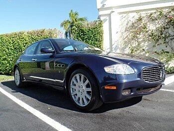 2006 Maserati Quattroporte for sale 100020184