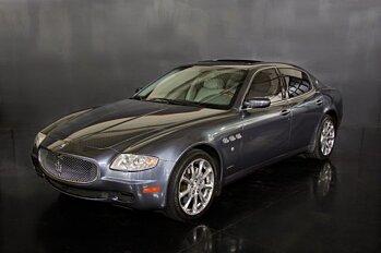 2006 Maserati Quattroporte for sale 100873811