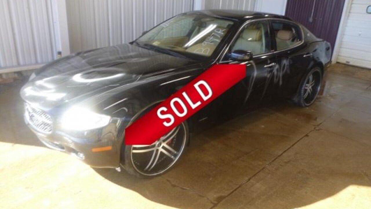 2006 Maserati Quattroporte for sale 100928404