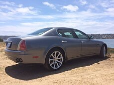 2006 Maserati Quattroporte for sale 100785871