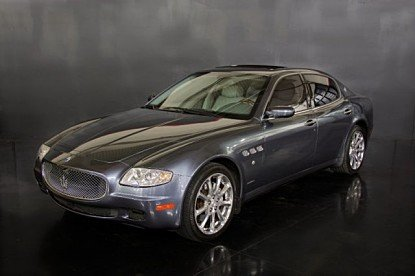 2006 Maserati Quattroporte for sale 100873811
