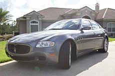 2006 Maserati Quattroporte for sale 100888280