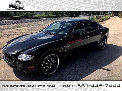 2006 Maserati Quattroporte for sale 100925164