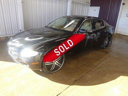 2006 Maserati Quattroporte for sale 100973063
