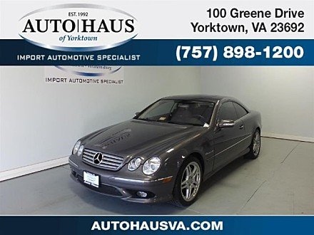 2006 Mercedes-Benz CL55 AMG for sale 100916430