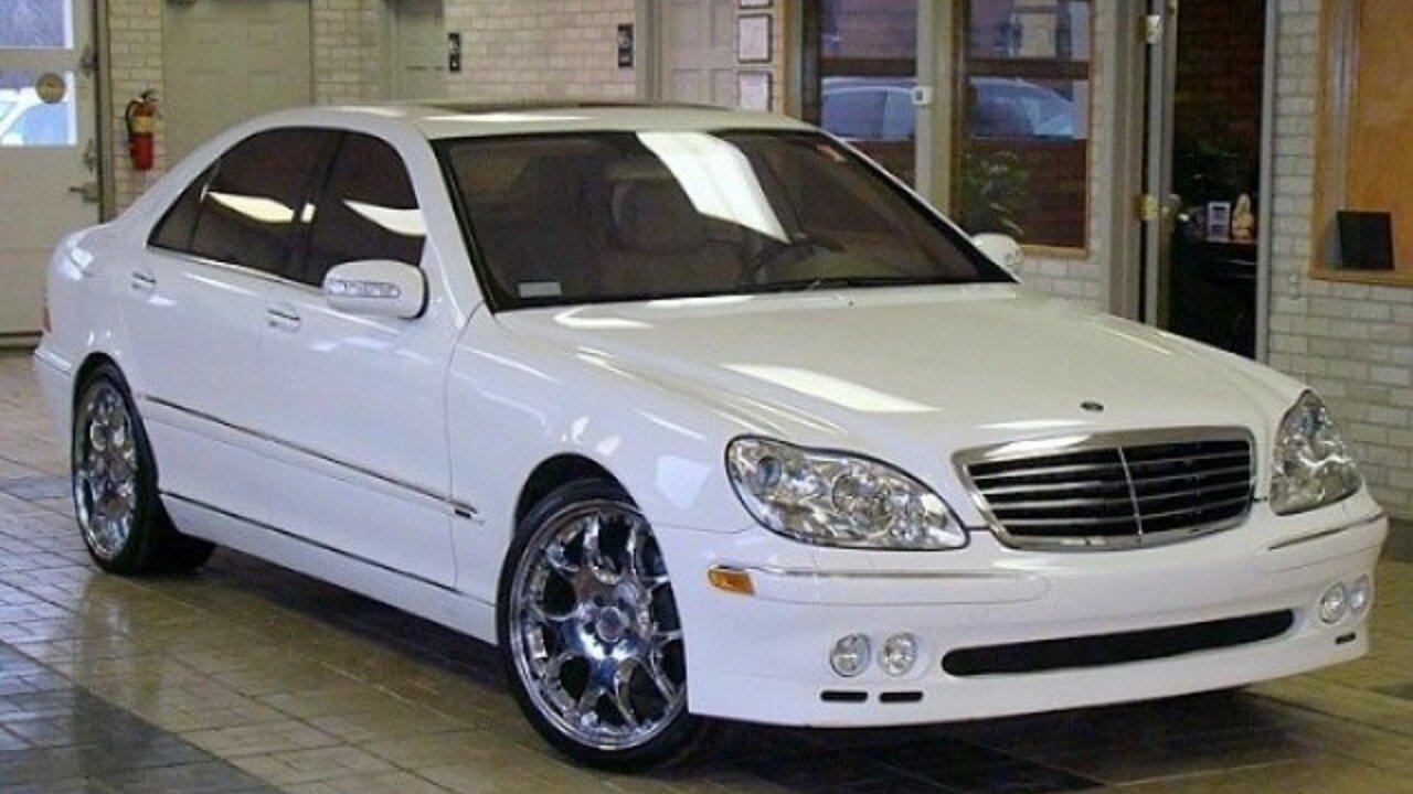 2006 Mercedes-Benz S500 for sale near carlxdag, California ...