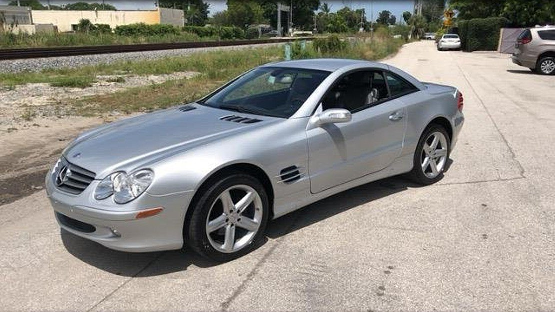 2006 Mercedes-Benz SL500 for sale 101021113