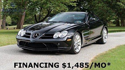 2006 Mercedes-Benz SLR for sale 100910052