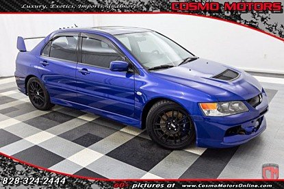 2006 Mitsubishi Lancer Evolution for sale 100916208