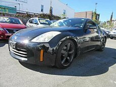 2006 Nissan 350Z Coupe for sale 100813220