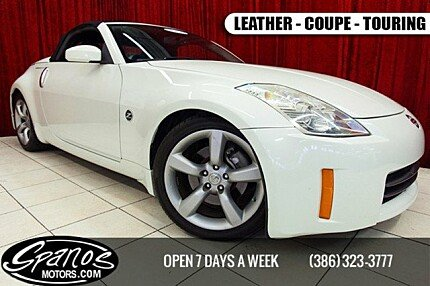 2006 Nissan 350Z Roadster for sale 100842587