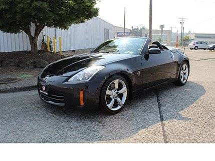 2006 Nissan 350Z Roadster for sale 100892825