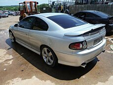 2006 Pontiac GTO for sale 100749573