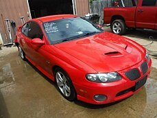 2006 Pontiac GTO for sale 100760043