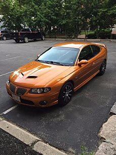 2006 Pontiac GTO for sale 100773208