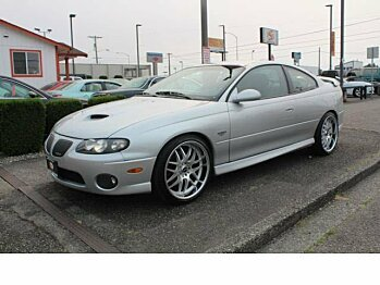 2006 Pontiac GTO for sale 100905731