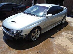 2006 Pontiac GTO for sale 100291994