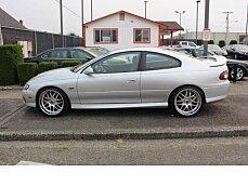 2006 Pontiac GTO for sale 100905731