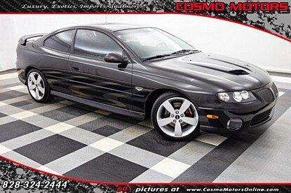 2006 Pontiac GTO for sale 100976944