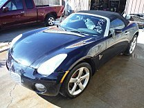 2006 Pontiac Solstice Convertible for sale 100733842