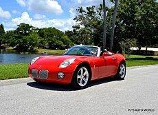 2006 Pontiac Solstice Convertible for sale 100771619