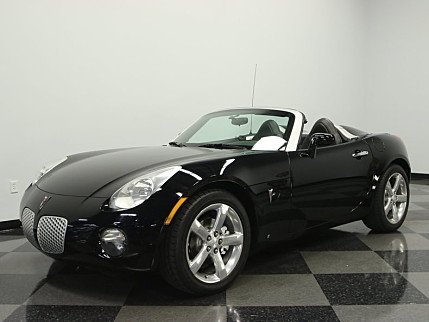 2006 Pontiac Solstice Convertible for sale 100777764