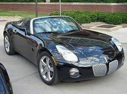 2006 Pontiac Solstice Convertible for sale 100788269