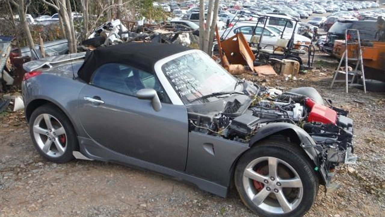 2006 Pontiac Solstice Convertible for sale 100293337