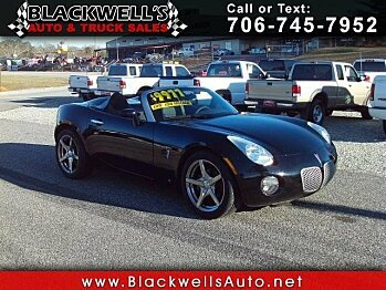 2006 Pontiac Solstice Convertible for sale 100945261