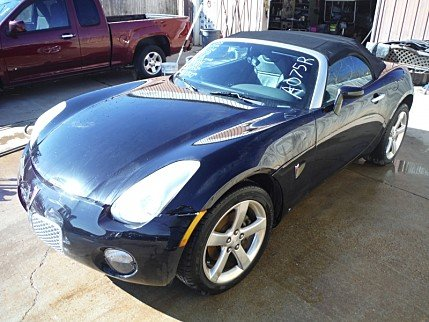 2006 Pontiac Solstice Convertible for sale 100733842