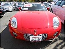 2006 Pontiac Solstice Convertible for sale 100910331