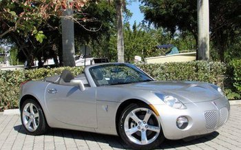 2006 Pontiac Solstice Convertible for sale 100954024