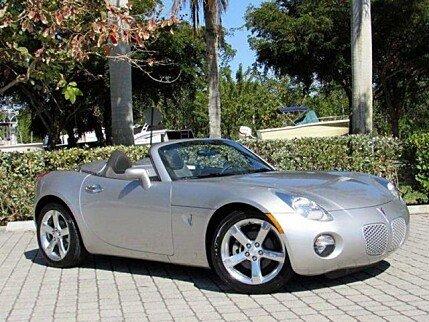 2006 Pontiac Solstice Convertible for sale 100954024
