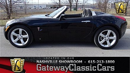 2006 Pontiac Solstice Convertible for sale 100965348