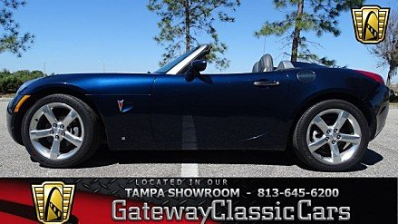 2006 Pontiac Solstice Convertible for sale 100968994