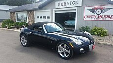 2006 Pontiac Solstice Convertible for sale 101007801