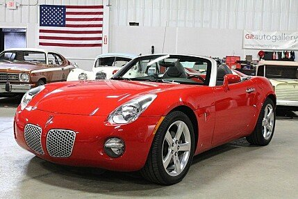 2006 Pontiac Solstice Convertible for sale 101013904