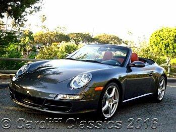 2006 Porsche 911 Cabriolet for sale 100757526