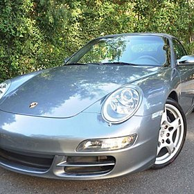 2006 Porsche 911 Cabriolet for sale 100723326