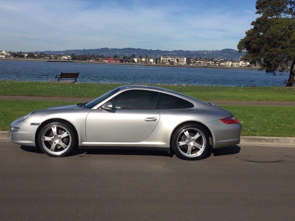 Perfect 2006 Porsche 911 Coupe