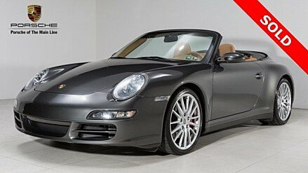 2006 Porsche 911 Cabriolet for sale 100878994
