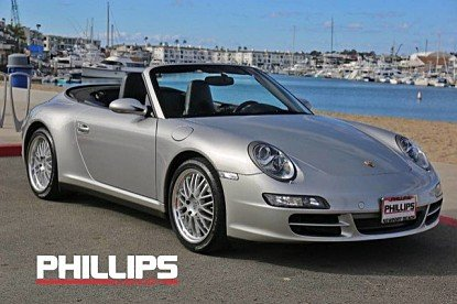 2006 Porsche 911 Cabriolet for sale 100956602