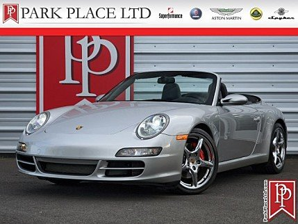 2006 Porsche 911 Cabriolet for sale 100978808