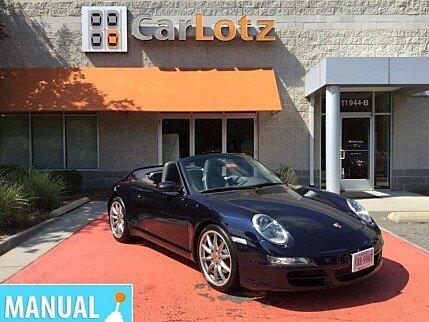2006 Porsche 911 Cabriolet for sale 101016361