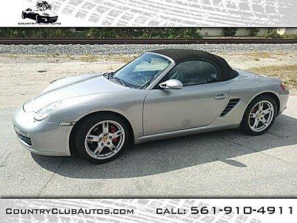 2006 Porsche Boxster S for sale 100961631