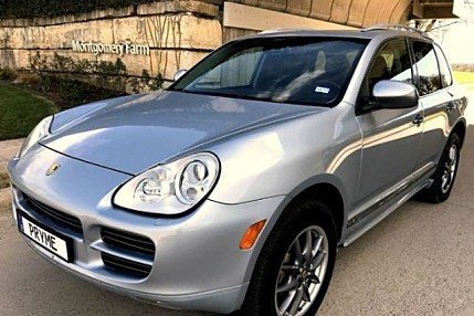 2006 Porsche Cayenne for sale 100955142