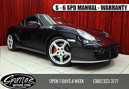 2006 Porsche Cayman S for sale 100773829