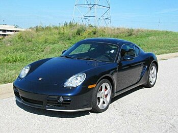 2006 Porsche Cayman S for sale 100721110