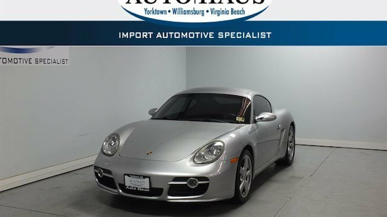 2006 Porsche Cayman S for sale 101013407