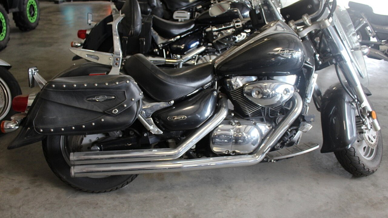 2006 Suzuki Boulevard 1500 for sale 200436006